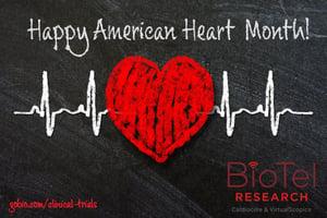 heart health month graphic - BTR