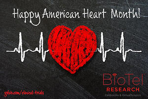 heart health month graphic - BTR